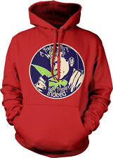 A Friend With Weed Indeed Pot Marijuana High Stoned Pipe Bong Hoodie Sweatshirt
