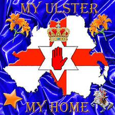 ***MY ULSTER   MY HOME***  **NEW**   LOYALIST/ORANGE/ULSTER/ CD