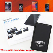 Car Wifi Radio Miracast Dongle Mirror Link Airplay DLNA for iOS Windows Android