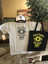 Idaho 2017 Total Eclipse souvenirs -Get all three for a reduced price!  Size Med