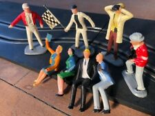 1960's 1/32 Trackside Figures Monogram Strombecker Model Slot Car Scalextric