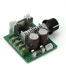 NEW DC 12V-40V PWM Large Torque Motor Speed Controller Reversible Control Switch