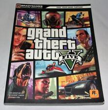 Grand Theft Auto V Five Bradygames Signature Series Guide