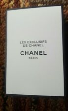 Chanel Les Exclusifs de Chanel COROMANDEL Eau de Parfum Spray Sample 2ml/0.06oz