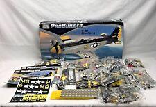 ProBuilder Mega Bloks Plane P-51 Mustang 9772