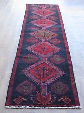 Traditional Vintage Wool Handmade Classic Oriental Area Rug Carpet 370 X 75 cm