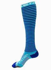 Steigen Blueberry Full Length Performance Running and Cycling Socks