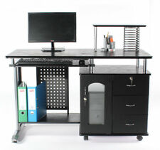 MDF/Chipboard Computer Desks with Drawers