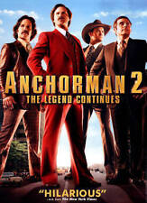 Anchorman 2: The Legend Continues (DVD, 2014) - BRAND NEW