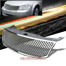 Chrome Diamond Mesh Style Front Grille For 08-10 Avenger Sedan 2.4L/2.7L/3.5L
