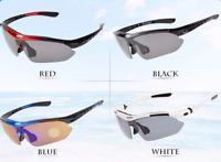 RockBros Polarisiert Sport Radbrillen Radfahren Sonnenbrillen UV 400 - 4 Farben