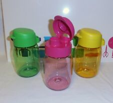 BNIP TUPPERWARE gorgeous PREMIUM ECO BOTTLES for children 310mls