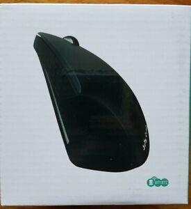 Jelly Comb Wireless Ergonomic Rechargeable 2.4G Bluetooth BT1 BT2 Vertical Mouse