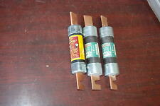 Fusetron & Buss, Frn-70Dual Element, Time Delay, 70A, 250V, Lot of 3, New no Box