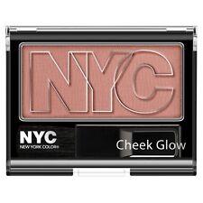 NYC Cheek Glow Powder Blush - Riverside Rose