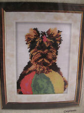 Puppy with the ball Beads embroidery kit