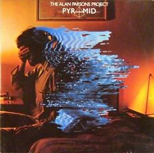 LP  The Alan Parsons Project - Pyramid -  washed - cleaned