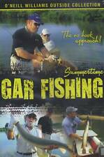 Gar Fishing with O'Neill Williams DVD New