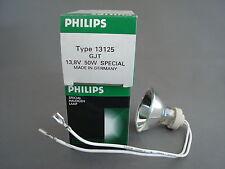 1 St. Philips Halogenlampe Projektor 13125 13 8v 50w M.kabel GJT Projectorlampe