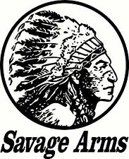 Savage Arms Sticker Decal 355 x 290mm