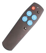 Big Button Universal TV Learning Remote Control for Elderly/Seniors. FREE P&P