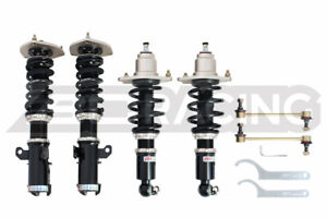 For 03-08 Toyota Matrix BC Racing BR FULL Adjustable Shocks Springs Coilovers