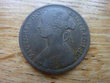 1873 Victoria Penny (ref12G)