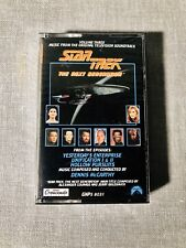 Star Trek The Next Generation Soundtrack Vol. 3 on Cassette - (Sealed)