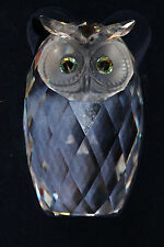 SWAROVSKI Crystal Giant Large OWL - RETIRED
