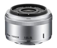 Nikon single focus lens 1 NIKKOR 18.5 mm f / 1.8 Silver Nikon CX format only F/S