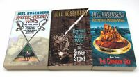 Keepers of the Hidden Ways Trilogy by Joel Rosenberg, Good Condition Crimson Sky