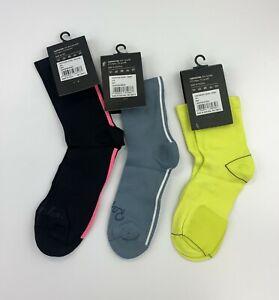 RAPHA Women's Size Medium Socks Lot 3 Pairs New