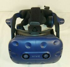 HTC VIVE PRO  HMD VIRTUAL REALITY HEADSET ONLY UNTESTED AS IS