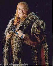 "Stephen Fry Colour 10""x 8"" Signed 'The Hobbit' Photo - UACC RD223"