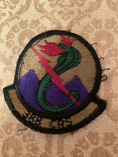 388th CRS Patch