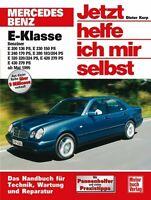 MERCEDES E Klasse W210 ab 1995 Reparaturanleitung Reparatur-Handbuch Buch Book