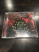A Candlelight Christmas By Mannheim Steamroller CD