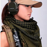Outdoor Hunting Thick Shemagh Arab Headscarf Special Forces Protection Tools