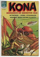 Kona #12 (Dell, 1964) – Monarch of Monster Isle – Anak – FN/VF