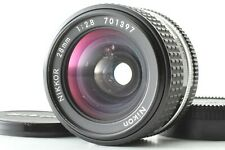 【EXC++++】 Nikon Ai-S Nikkor 28mm F/2.8 Wide Angle AIS Lens From Japan