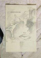 Open 24 Hours Brescia College Writers Club 1991 Gaddis Bisson Leffel Welp Houha