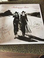"""SHAKESPEARS SISTER: RIDE AGAIN  - * signed * (LP 12""""  white vinyl * NEW*.)"""