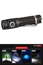Klarus ST10 LED Taschenlampe Flashlight 1100 Lumen inkl. Akku USB-Ladekabel u.a