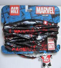 Amazing Spider-Man Venom Carnage Marvel Comics Airhole Facemask S/M New 4242