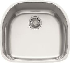 Franke PRX11021 Sink, 22 1/4-inch, Stainless Steel