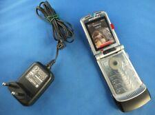 Motorola RAZR V3XX Handy V 3 ohne Simlock Schwarz Unlocked Simlockfrei V3i neuw.