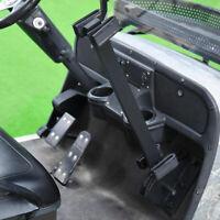 Gun Rack Golf Cart Stand Up Club Car Gun Holder Rifle Quick Release EZGO Yamaha