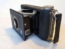 Vintage Jiffy Kodak Series II Twindar Lens w Film Inside & original Leather Case