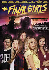 The Final Girls (DVD, 2015) - NEW!!