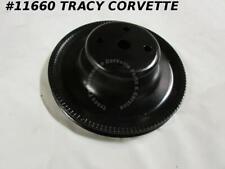 1969 Camaro Water Pump Fan Single Groove Pulley GM#3932402 DU Date Code 30 9 6 0